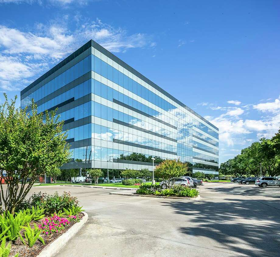 Rycore Capital purchased the 155,407-square-foot 1311 Broadfield Blvd office building in the Energy Corridor. Photo: JLL, Photographer / Mabry Campbell / Copyright 2019 Mabry Campbell