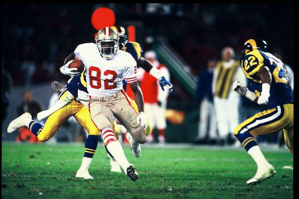 Ex 49er Wr John Taylor S Game 30 Years Ago Against Rams