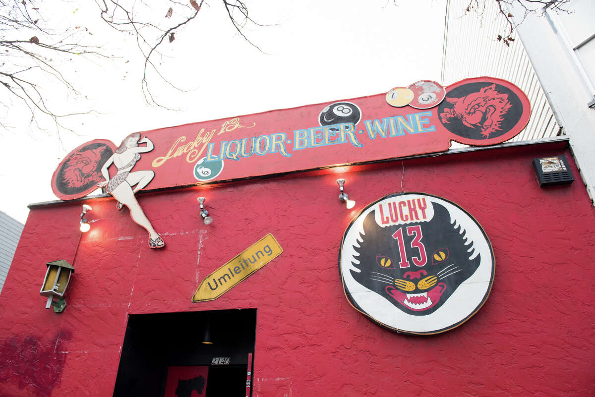 Lucky 13, a historic dive bar on Market St., is closing Sunday after over two decades in business.