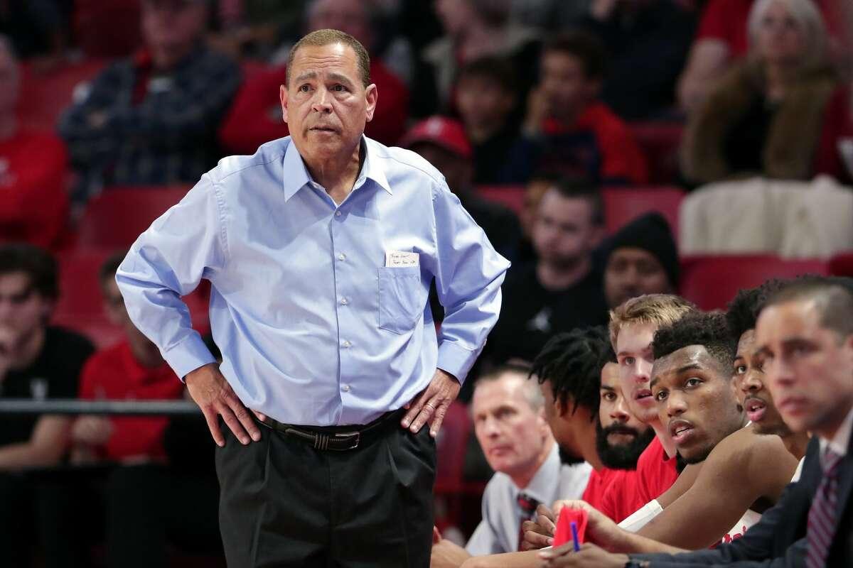 UH basketball coach Kelvin Sampson, who grew up in North Carolina, said seeing the death of George Floyd