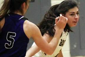 The visiting Caro Tigers were too much for the Bad Axe girls basketball team on Thursday night, beating the Hatchets, 67-37.