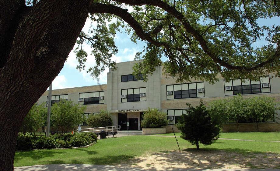Central Middle School in Nederland. Photo: Enterprise File Photo