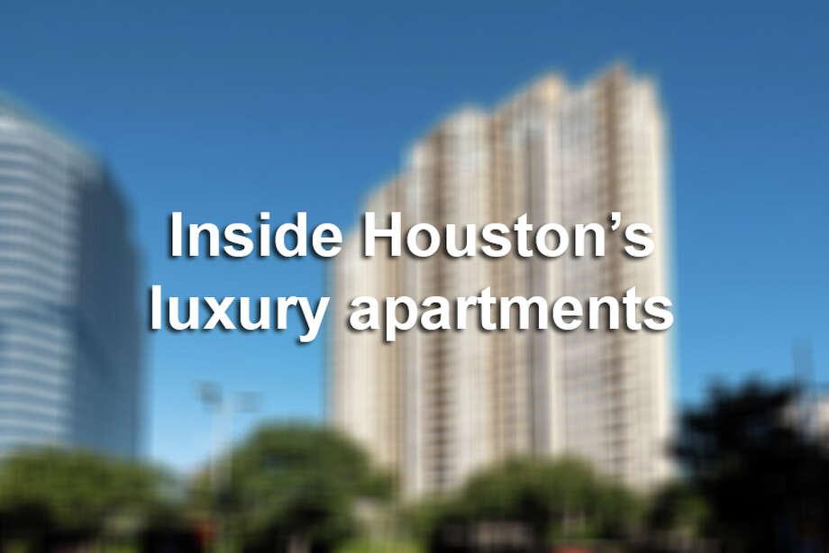 NEXT: Inside Houston's luxury apartments Photo: Houston Chronicle / ©2014 Steve Hinds 214-638-2210