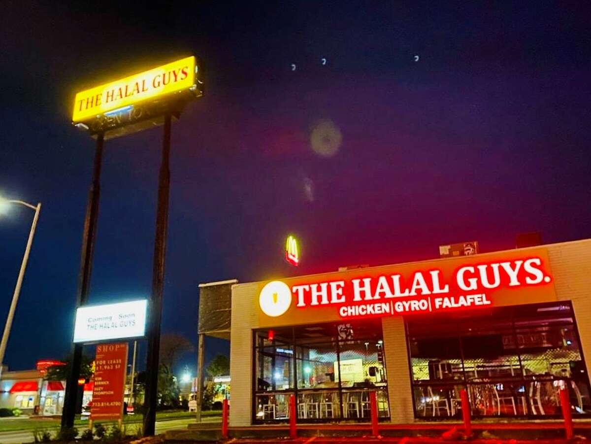 A fourth Halal Guys restaurant owned by Houston franchisee Masroor Fatany has opened at 3008 Ella Blvd. serving the Garden Oaks neighborhood.