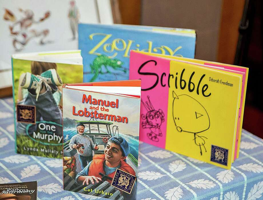 "The Shoreline Arts Alliance's Tassy Walden Award for New Voices in Children's Literature is seeking submissions for 2020 competition. Photo: Contributed Photo / ""© Judith L. Barbosa"""