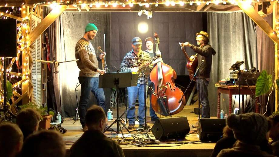 The Souped Up 2nd Annual Bluegrass Bash, featuring Deadgrass and Switch Factory, will be held on Saturday and Sunday at the Milford Arts Council. Find out more. Photo: Milford Arts Council/ Contributed Photo