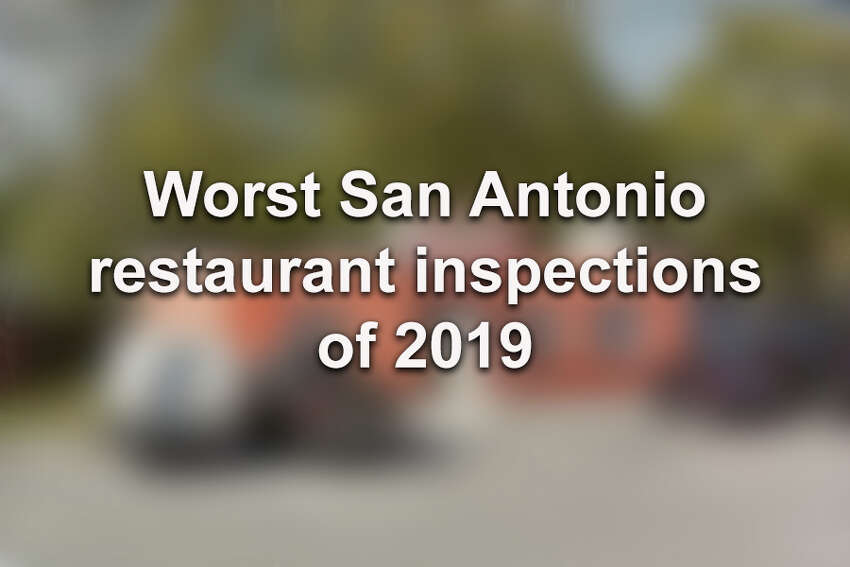 The following food spots had the worst reports in 2019 with a score of 75 or below. Restaurants are listed chronologically beginning in January.
