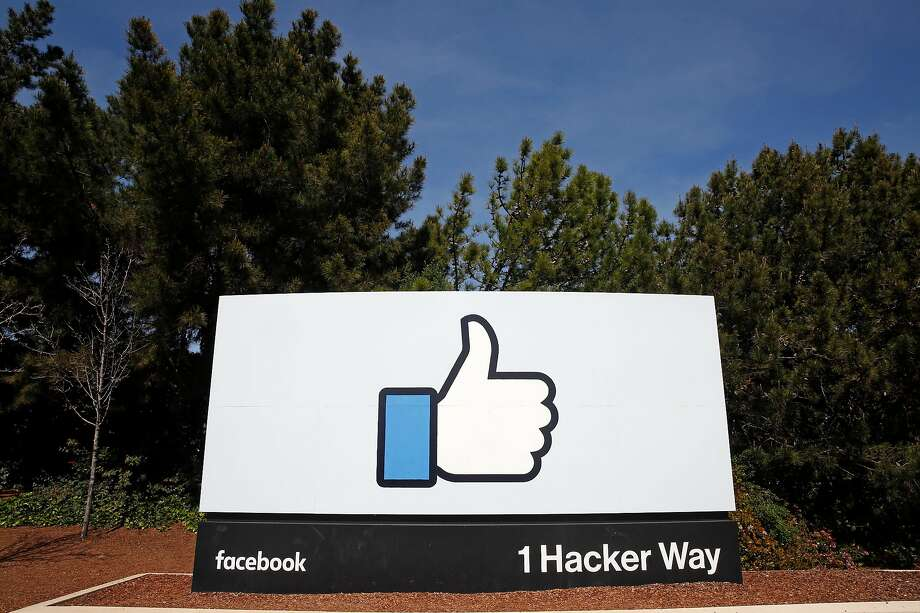 A number of Facebook employees staged a virtual walkout on Monday after Facebook did not take any action on inflammatory social medial posts from President Donald Trump. Photo: Michael Macor / The Chronicle 2018