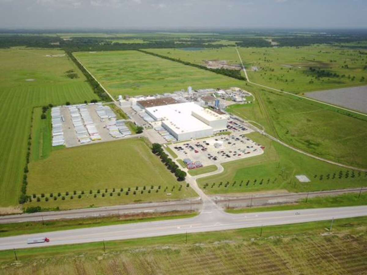 The Frito-Lay facility in Rosenberg is undergoing another expansion.