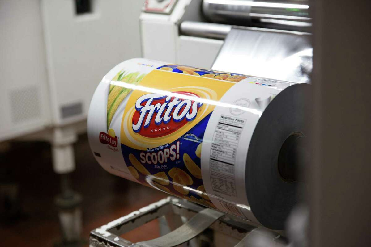 The Rosenberg Frito-Lay facility produces Lay's potato chips, Tostitos, Doritos, Cheetos, Baked Cheetos, Fritos and Tostitos Scoops.