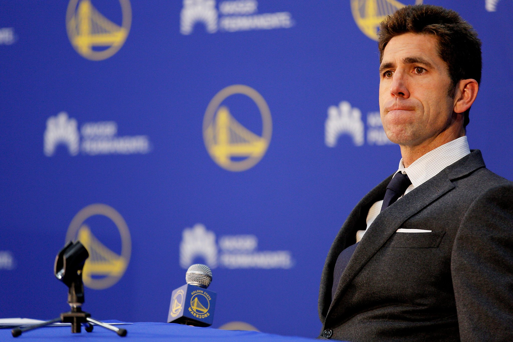 Warriors might have to wait until September for NBA draft