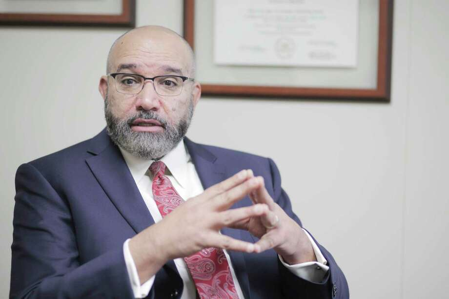 Fort Bend ISD Superintendent Charles Dupre, shown in this file photo, recently discussed changes to class rankings in district high schools. Photo: Elizabeth Conley, Houston Chronicle / Staff Photographer / © 2018 Houston Chronicle
