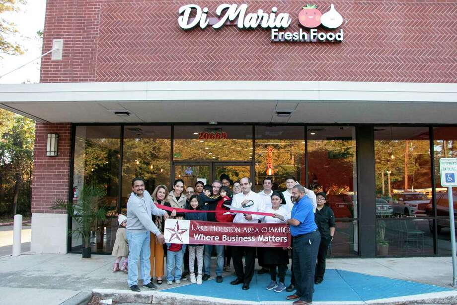 Di Maria Fresh foods opened in Atascocita on Dec. 10, offering breakfast, lunch and dinner options that are both healthy and flavorful. Photo: Savannah Mehrtens/Staff Photo / Savannah Mehrtens/Staff Photo