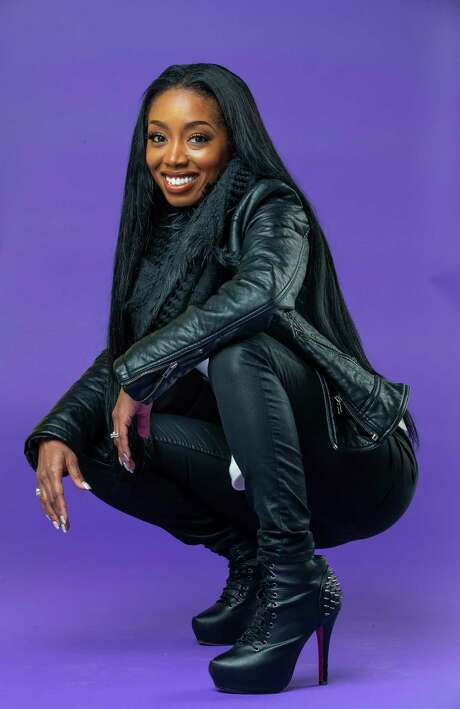 For her songs, Crystal Tamar, a graduate of Prairie View A&M University, focused on love and authenticity.