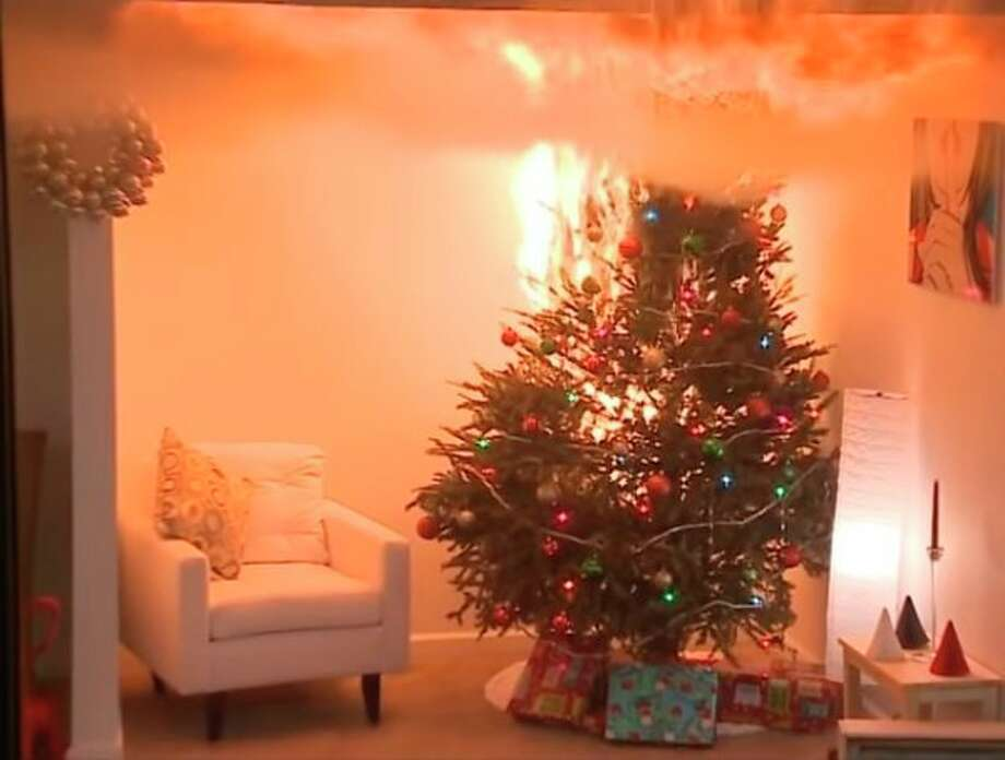 The National Fire Protection Association says the Christmas decorations, such as trees, can be a cause of home fires. (Courtesy Photo)