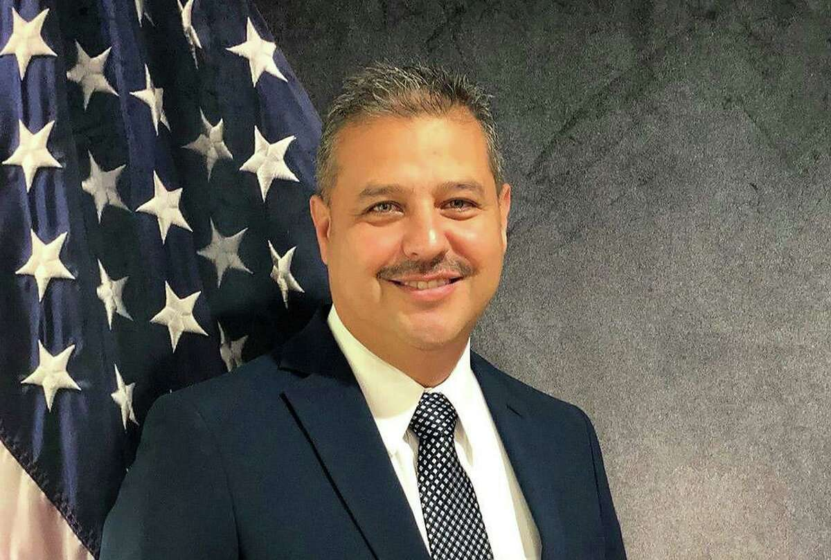 Harris County Precinct 2 constable candidate Jerry Garcia says he was surprised to learn another man named Jerry Garcia - who happens to be the cousin of the incumbent's wife - had signed up to run in the same primary just hours before last week's filing deadline.