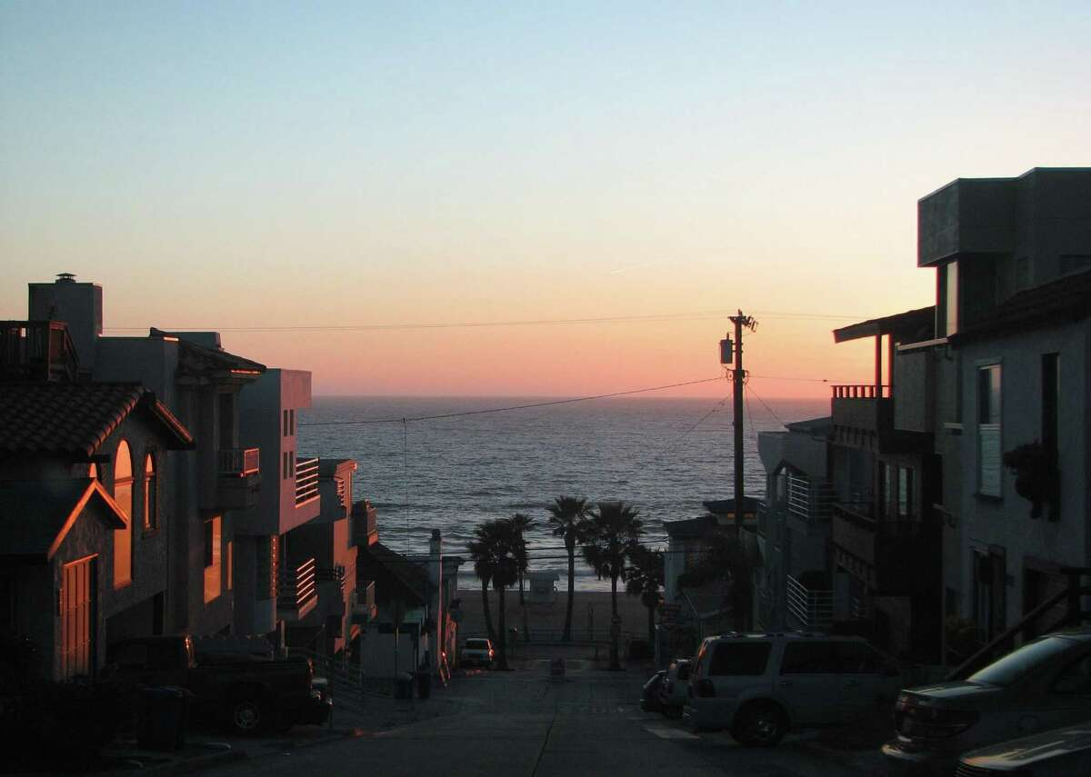 #48. Manhattan Beach, California - Population: 35,698 - Median home value: $1,694,900 (69% own) - Median rent: $2,393 (31% rent) - Median household income: $148,899 This coastal city along the Pacific Ocean has sun, sand, and draws a wide range of professional sports interests. The Manhattan Beach stop on the AVP tour is one of professional volleyball's biggest events, while several members of the Los Angeles Kings live in town. The city's Mira Costa High School is regarded academically as one of the best in the nation, and Los Angeles International Airport is only three miles north. This slideshow was first published on theStacker.com