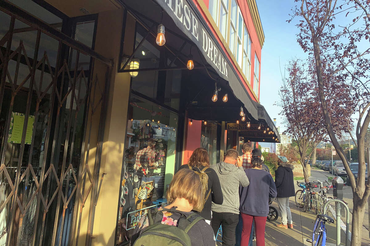 Wildly popular Boichik Bagels in Berkeley just might make the authentic New York bagel that Bay Area folks have been waiting for.