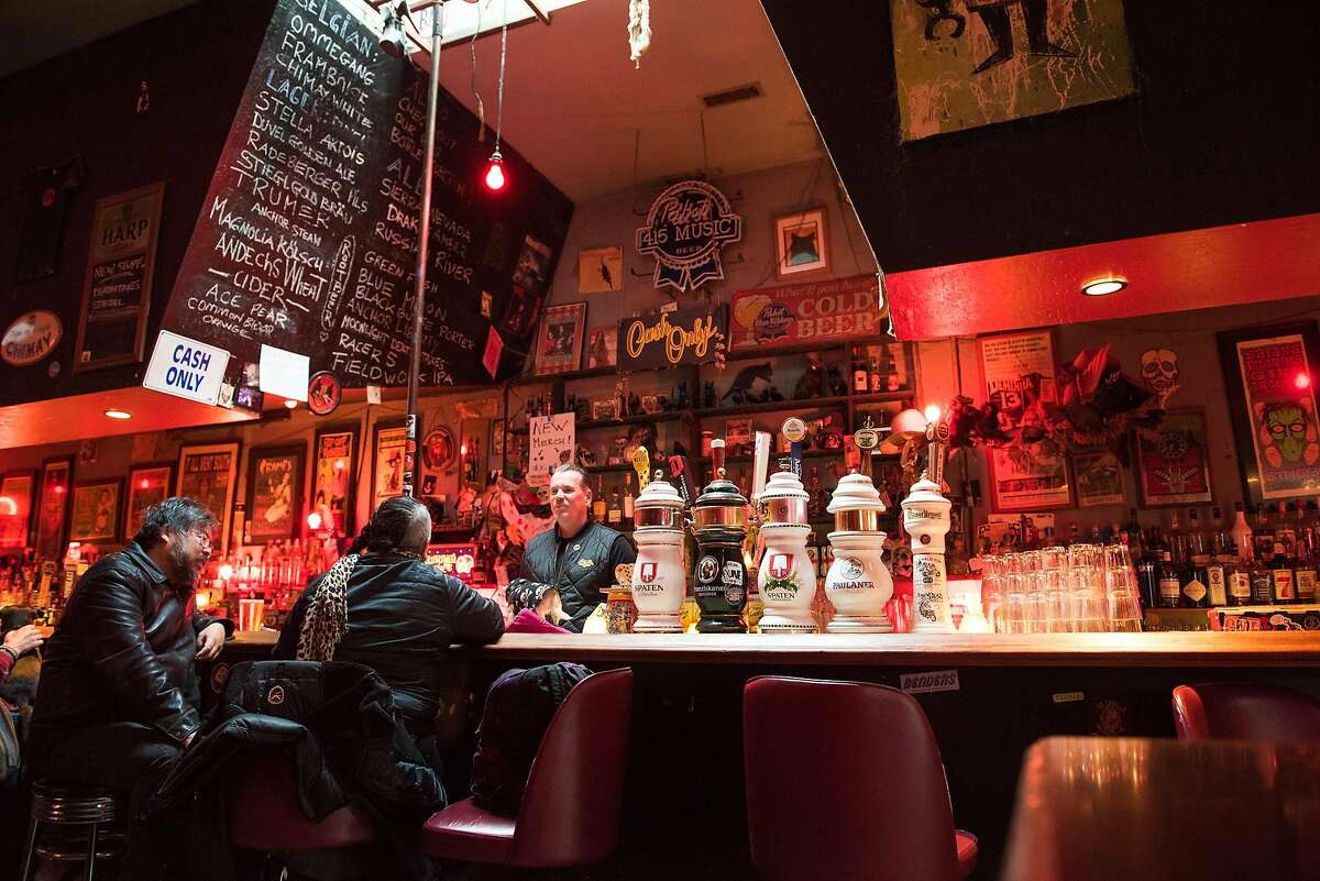 Storied Duboce Triangle dive bar Lucky 13 closed permanently in December 2020.