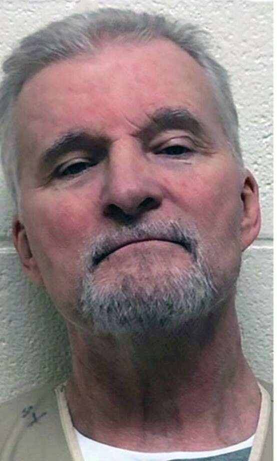 David Hunter, 56, of Enfield, Conn., was charged with first-degree robbery and third-degree larceny on Friday, Dec. 20, 2019. Photo: Contributed Photo / North Haven Police Department