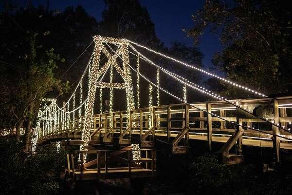 Christmas at Bayou Bend lights up the former Ima Hogg estate Dec. 15-Jan. 5.