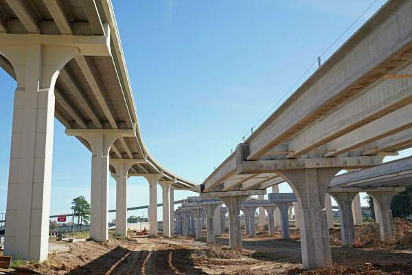 Grand Parkway Debate Comes East With Construction Three