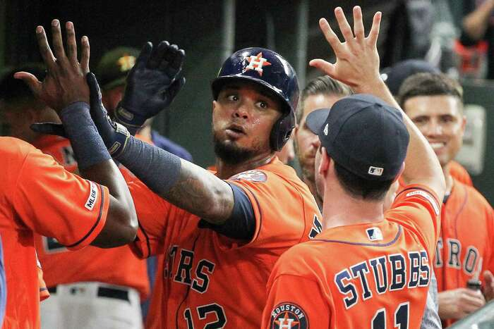 Martin Maldonado has been an excellent fit on the Astros in two previous stints with the team.