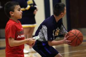 The Bad Axe boys basketball team improved to 4-0 after beating visiting Caro, 47-34, on Friday night.