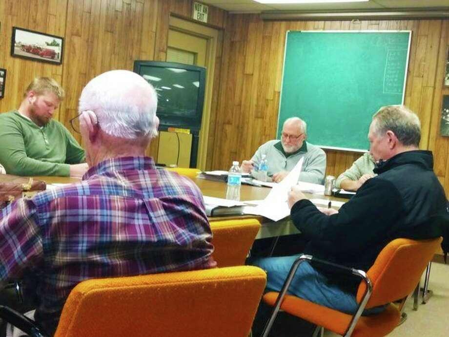 The Bad Axe Area Fire Protection Association meets Tuesday, Dec. 17. (Sara Eisinger/ Huron Daily Tribune)
