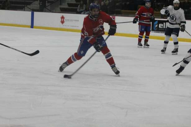 Big Rapids opens its home tournament with a 4-1 semifinal wins on Friday over Sault Ste. Marie