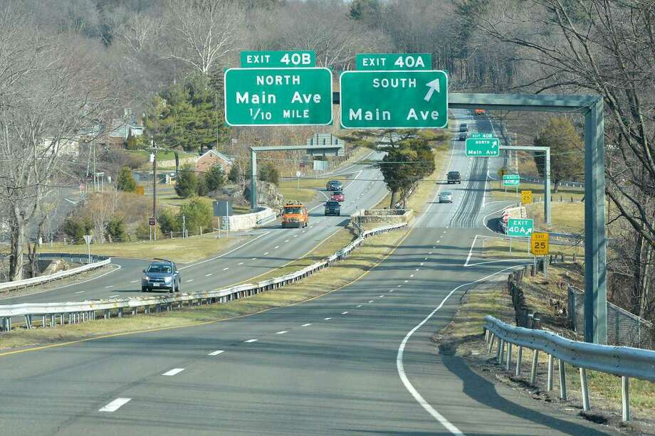 Connecticut State Police Troop G will be conducting roving DUI checkpoints in the area from Dec. 20 through Jan. 1, from 7 p.m. to 3 a.m., including areas of the Merritt Parkway (seen here) in the Norwalk area, and I-95 in the Stamford and Norwalk areas. Photo: Hearst Connecticut Media File Photo