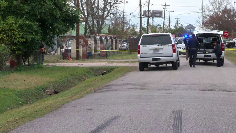 """One woman was killed and another severely injured in what Houston police are calling a """"vicious dog attack"""" early Saturday morning in Northside. Photo: On Scene"""