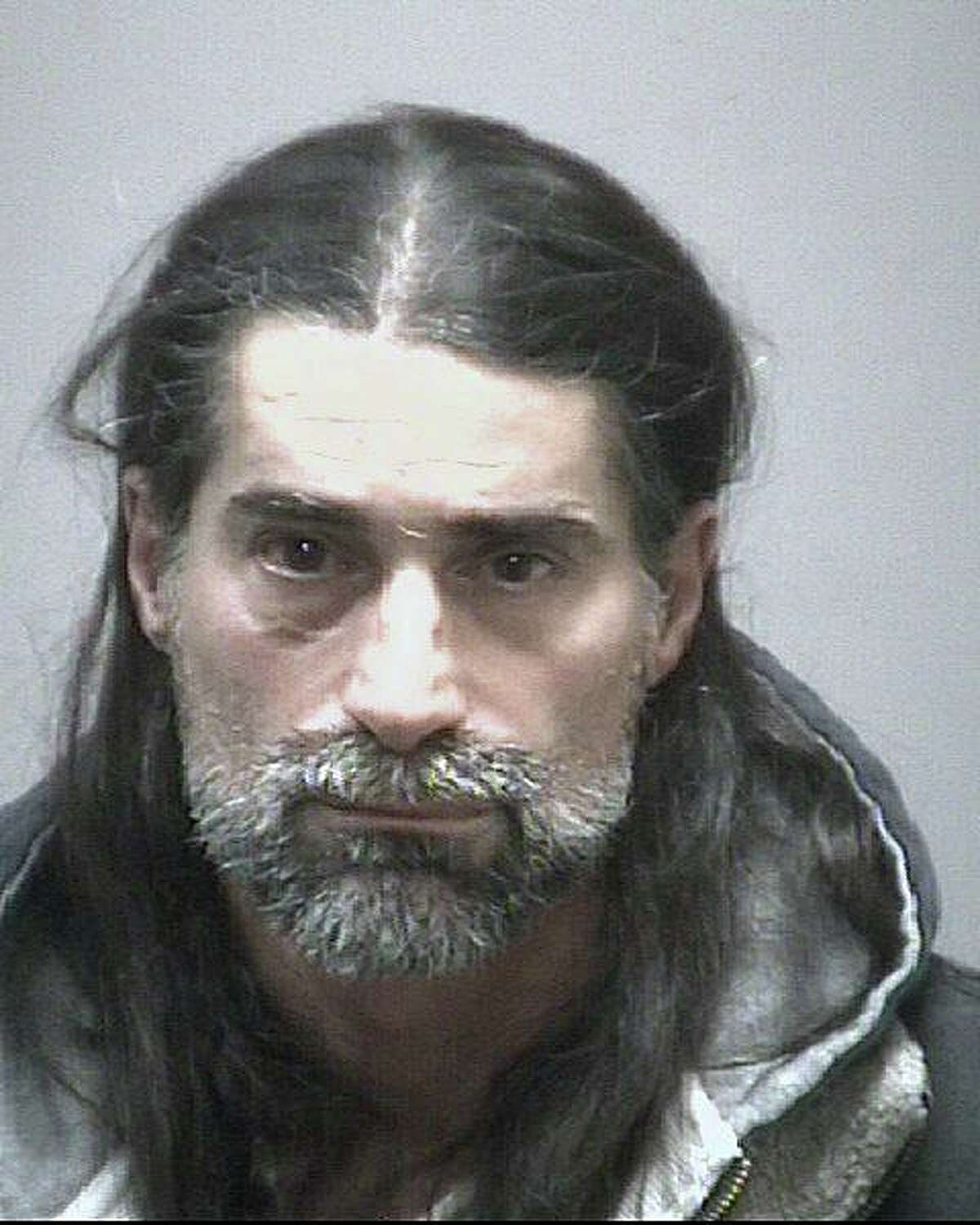 Robert Parris Jr., 53, was charged by New Haven, Conn., police with murder.