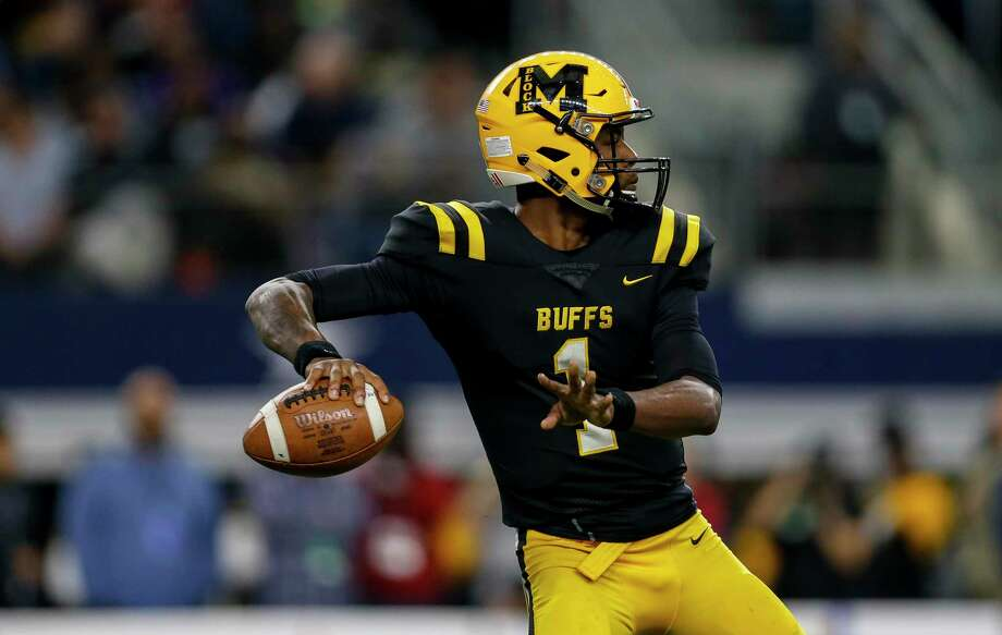 PHOTOS: Where Houston's Top 100 high school football recruits in the Class of 2020 are going to college
