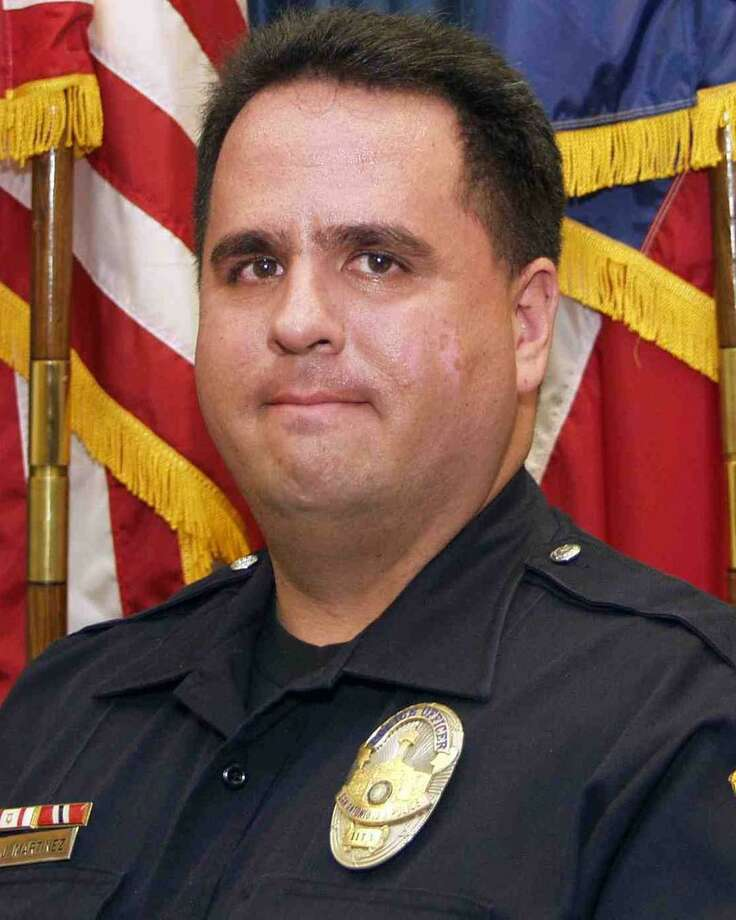 SAISD officer Cliff Martinez was killed early Saturday, Dec. 21 at a South side restaurant while working an off-duty security detail. Photo: Courtesy Photo