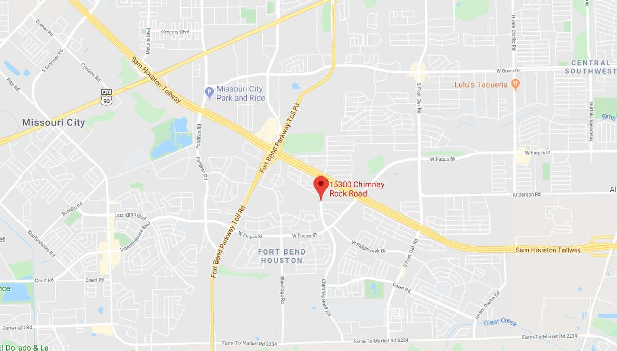 A body was found Sunday, Dec. 22, in a bayou in the 15300 block of Chimney Rock in Southwest Houston, according to police.