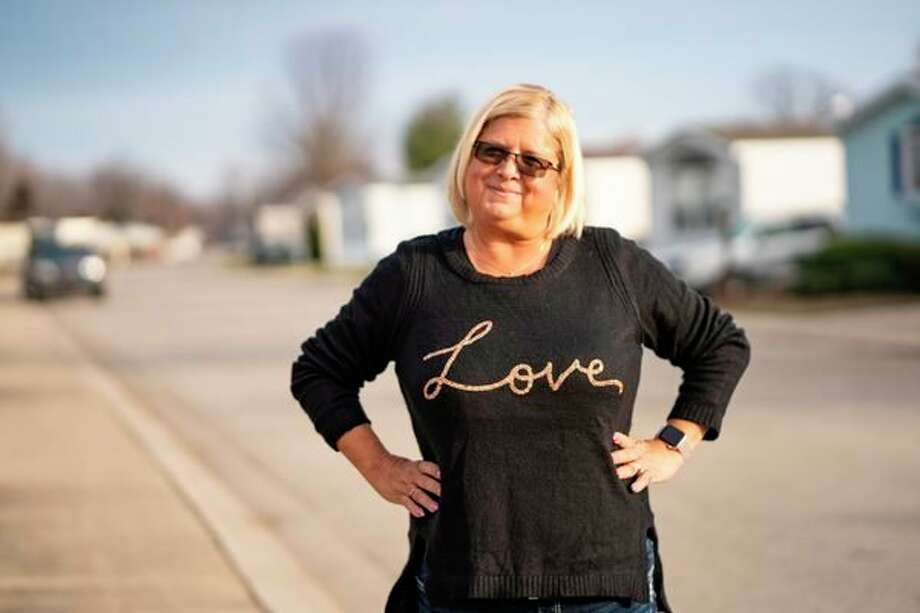 Thanks to Kristin Fowler's care team at MidMichigan Health, she is looking forward to her newfound strength and vitality to enjoy life again. (Photo provided/Mid Michigan Health)