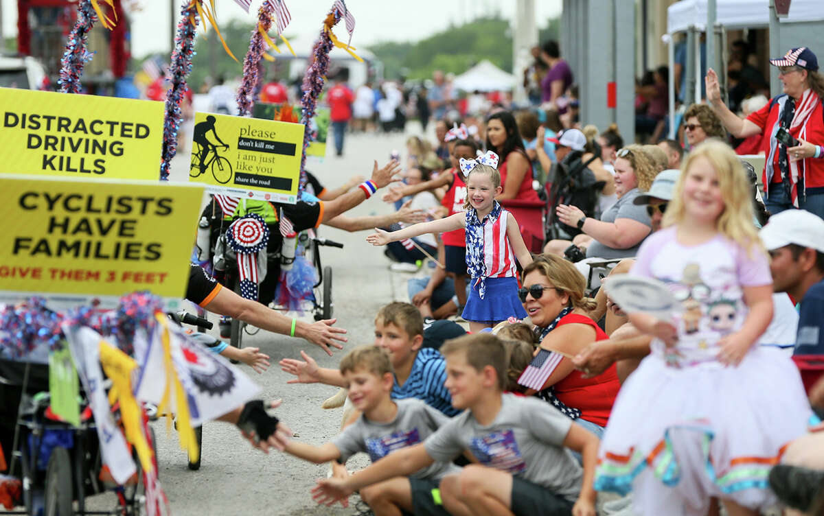 Outdoor events, such as July 4 celebrations, are allowed under the new executive order.