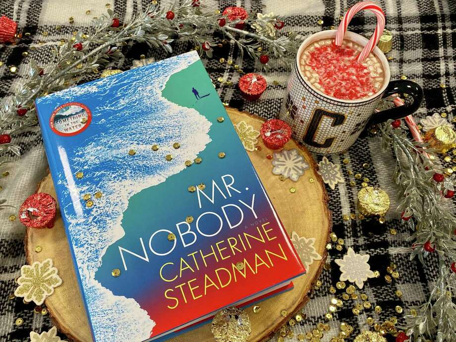 """Mr. Nobody"" by Catherine Steadman will be published on Jan. 7, 2020. Photo: TinaMarie Craven/ Hearst Connecticut Media"