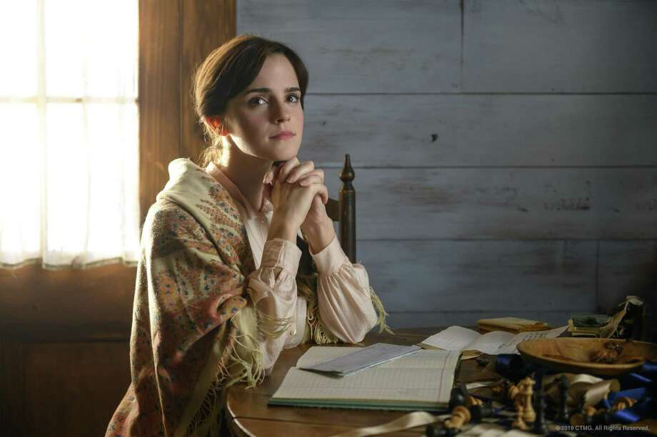 """Emma Watson in """"Little Women."""" Photo: Sony Entertainment / Contributed Photo / / © 2019 CTMG, Inc. All Rights Reserved."""