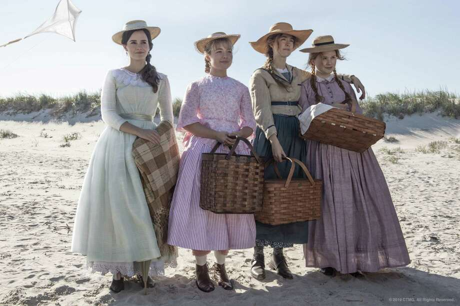 "The Reel Dad predicts ""Little Women"" will receive Oscar nods for Best Adapted Screenplay and Best Costume Design. Photo: Sony Entertainment / Contributed Photo / © 2019 CTMG, Inc. All Rights Reserved."