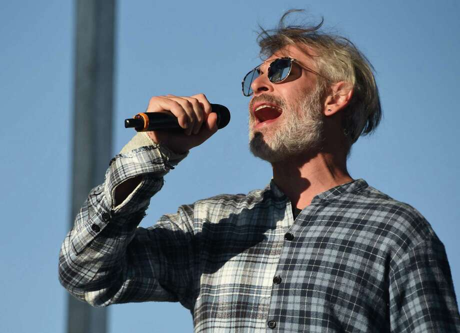 Grammy-nominated singer-songwriter Matisyahu, seen here, will perform at The Ridgefield Playhouse Dec. 26. Ska band Bedouin Soundclash opens. Photo: Lori Van Buren / Albany Times Union / 20043980A