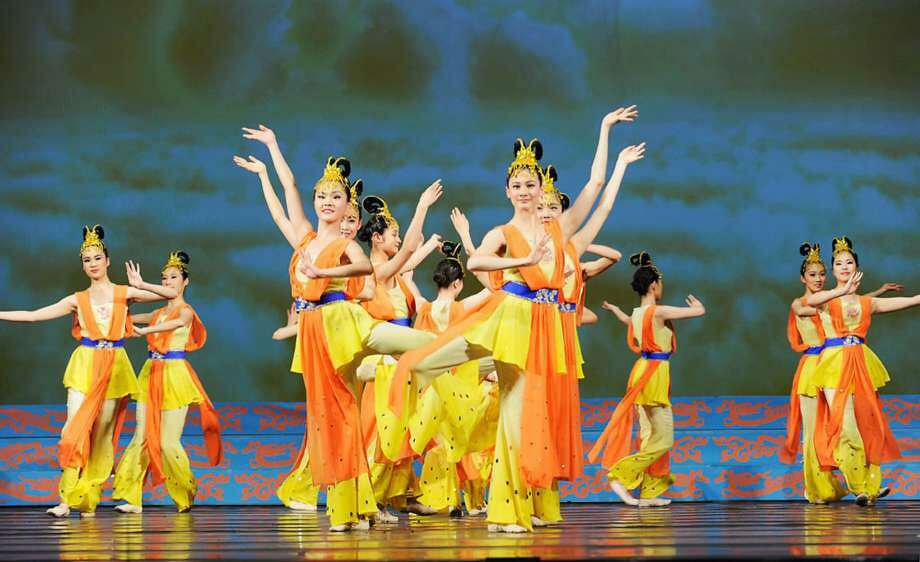 Shen Yun will be staged on Dec. 26 at 2 and 7:30 p.m. and Dec. 27 at 1 p.m. at the Palace Theatre, 61 Atlantic Street, Stamford. Tickets are $80-$165. For more information, visit palacestamford.org. Photo: Shen Yun / Contributed Photo