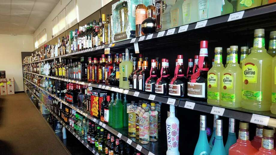 The Department of Consumer Protection's Liquor Control Division is reminding Connecticut residents that hours for some liquor permittees change on holidays: Package stores must be closed on Christmas Day, and on New Year's Day. Photo: Ken Miller / Associated Press / Copyright 2019 The Associated Press. All rights reserved.
