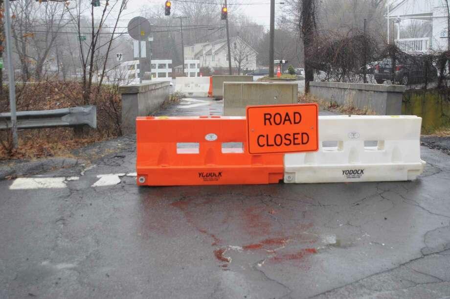 Depot Road Bridge in Ridgefield is set to be repaired. Photo: /