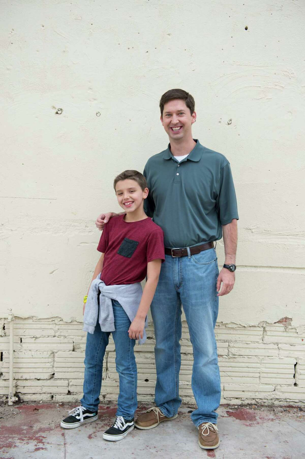 Timmy Conner and his mentor Cody Bartlett were paired through Project Mentor last year.
