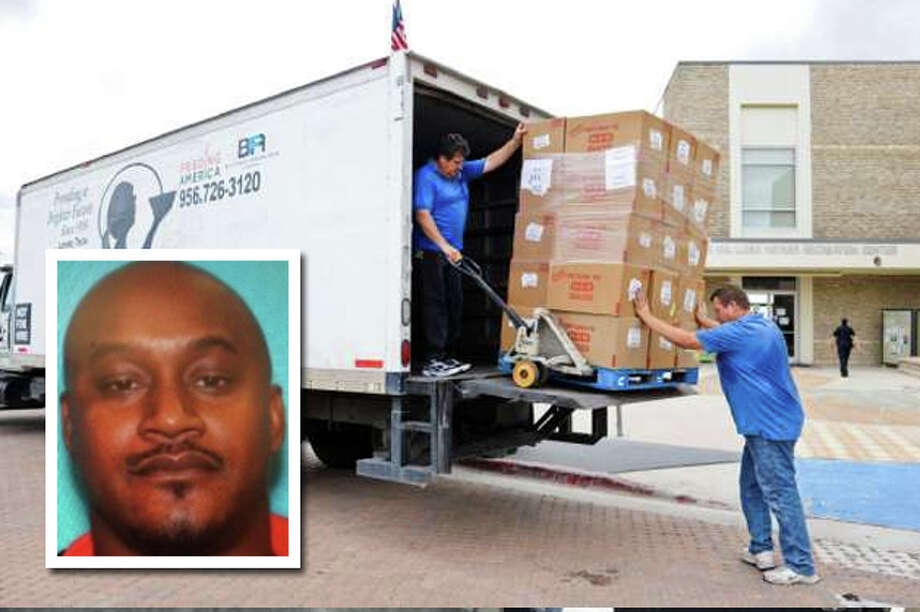A warrant is out for a man accused of stealing thousands of dollars from the South Texas Food Bank in a fraud scheme. Photo: Courtesy