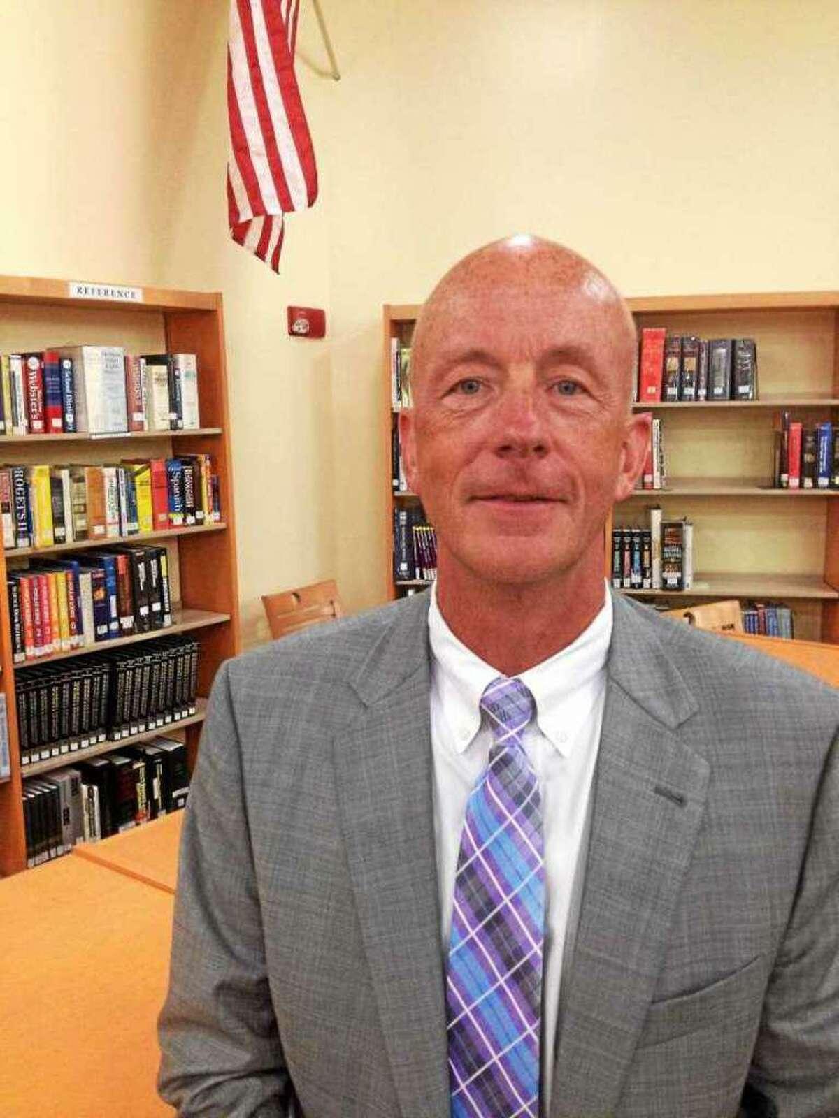 Portland Superintendent of Schools Philip B. O'Reilly