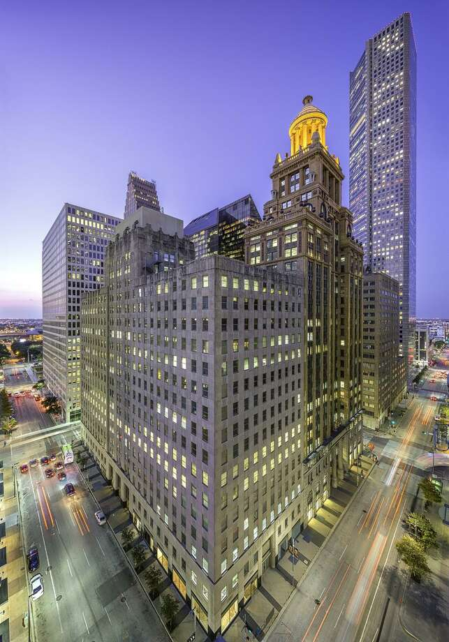 Martin, Disiere, Jefferson & Wisdom, which has been a tenant in downtown Houston's historic Esperson Building since the law firm was founded in 2000, expanded its footprint to 42,000 square feet, according to real estate brokerage Newmark Knight Frank. Photo: Cameron Management