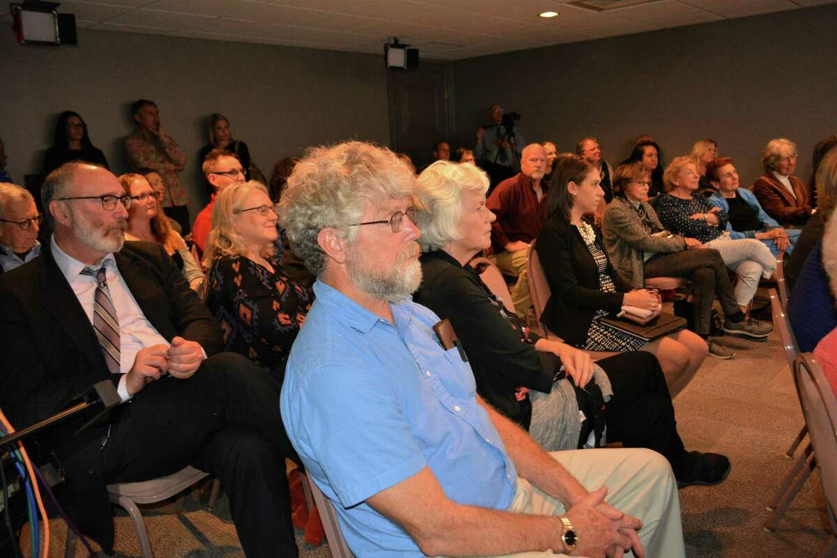 A sold-out event at The American Tort Museum for the launch of the